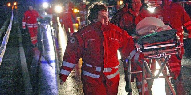 Tod am Nationalfeiertag: Linzer stirbt bei Crash