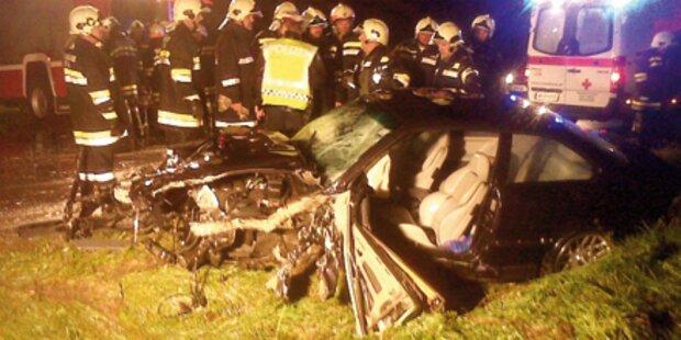 Unwetter-Nacht sorgte für dutzende Unfälle