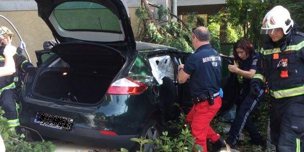 Mann (52) liefert Polizei Verfolgungsjagd nahe Schönbrunn - mit 120 km/h