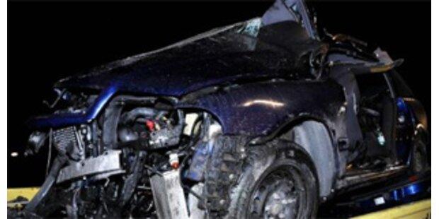 5 Tote im Straßenverkehr am Wochenende
