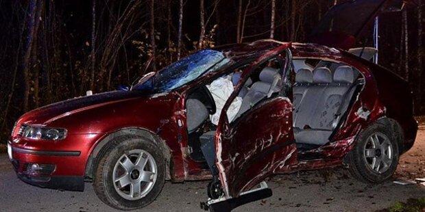 Teenager fährt bei Unfall Freundin tot