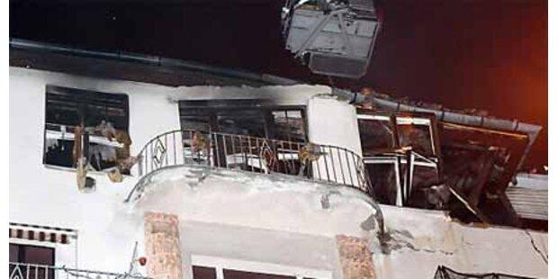 Gasexplosion in Budapest: Ein Toter