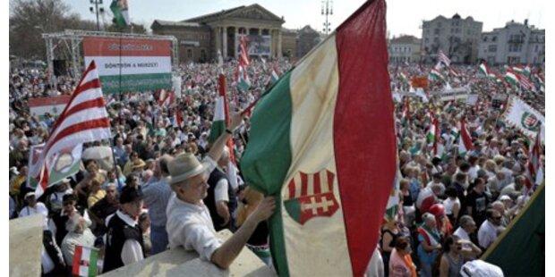 Bajnai soll Ungarns Premier werden
