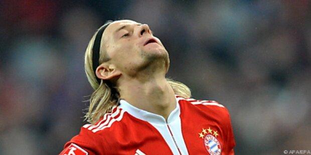 CL-Finalist FC Bayern bangt mit Timoschtschuk