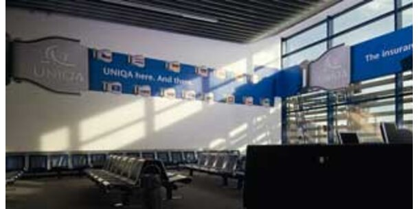Uniqa macht Wiener Flughafen sicher