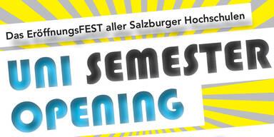 Salzburgs größtes Uni-Semester-Opening