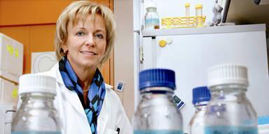 Univ.-Prof. Dr. Brigitte Blöchl-Daum im Talk mit MADONNA