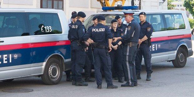 Bewaffneter sorgt für Großalarm an Uni
