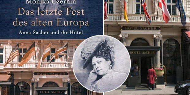 Roman über Anna Sacher
