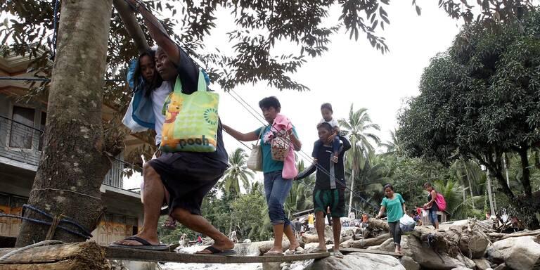 Schweres Unwetter auf den Philippinen
