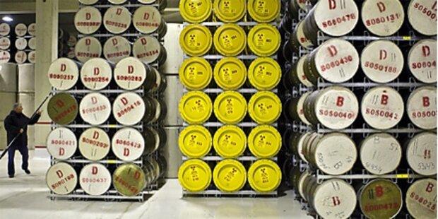 Russland eröffnet erste Uran-Bank