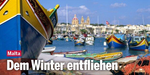 Anzeige Malta