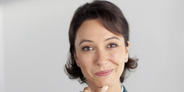Ursula Strauss: Zurück aus Reha und am Set