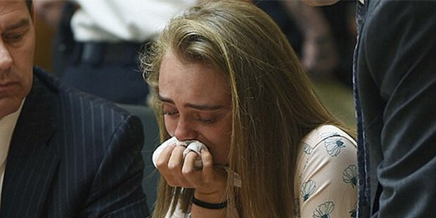 Sie trieb ihren Freund per SMS zum Selbstmord
