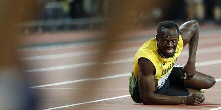 Bolt-Abschied endete mit Drama
