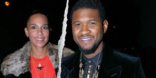 Usher: Liebes-Aus nach zwei Jahren Ehe