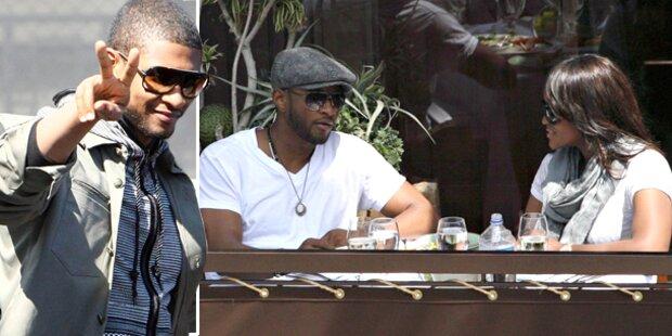 Nach Streit: Usher erhält Sorgerecht