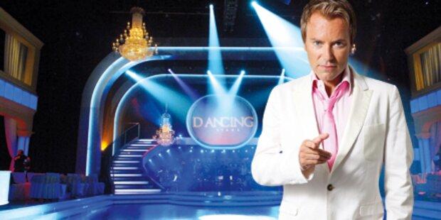 Dancing Stars: Uwe Kröger tanzt an