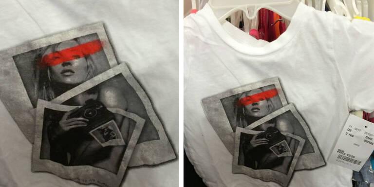 Würden Sie dieses T-Shirt einem Kleinkind kaufen?