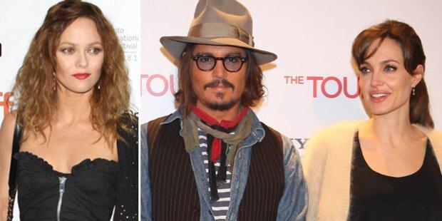 Kann Angelina Depps Beziehung retten?