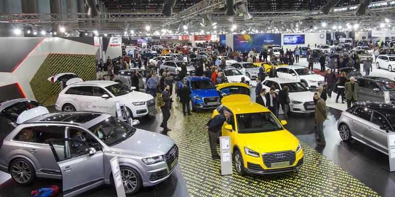 Alle Neuheiten der Vienna Autoshow