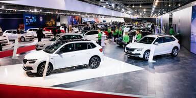 Keine Vienna Auto Show im Jänner 2021