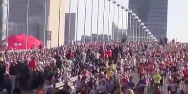 Henry Sugut gewinnt 30. Vienna City Marathon