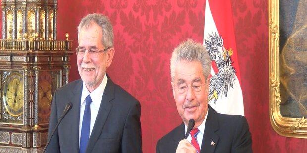 Hofburg: Weiterhin Wirbel um Wahlkarten