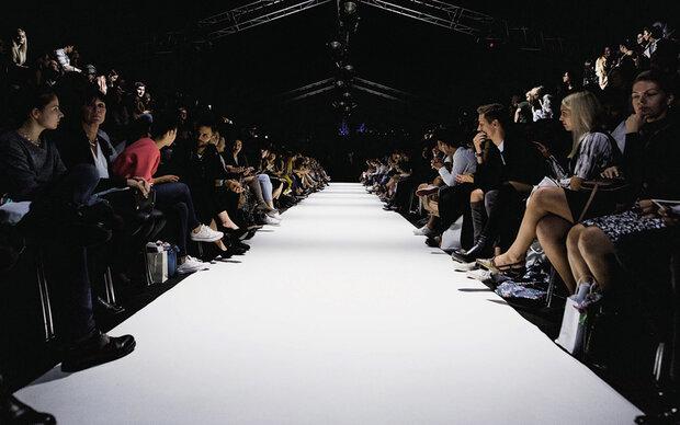 Brigitte Bierlein & Marcel Ostertag eröffnen Fashion Week