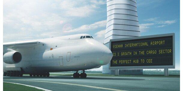 Rekordwerte für Flughafen Wien