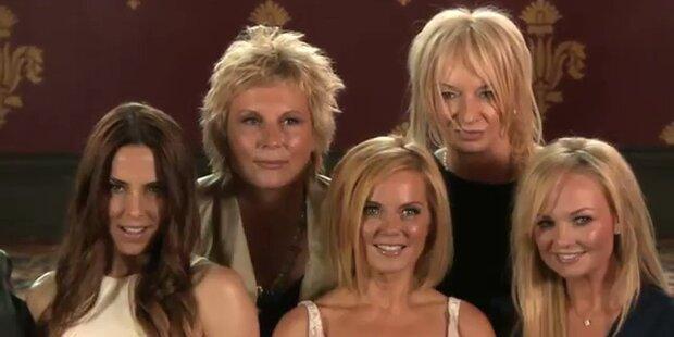 Das Spice Girls Musical: