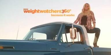 Jessica Simpson wirbt für Weight Watchers