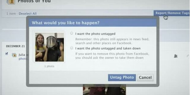 Facebook erklärt seine neuen Suchfunktionen