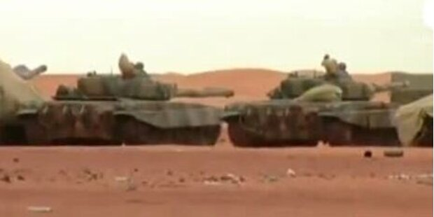 Geiselnahme in Algerien endet mit Blutbad