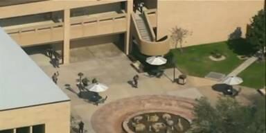 Erneut Schießerei an einem US-College