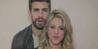 Endlich! Shakira & Pique sind Eltern geworden