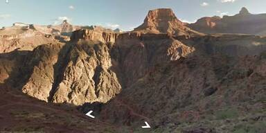 Google zeigt den Grand Canyon in 360° Bildern