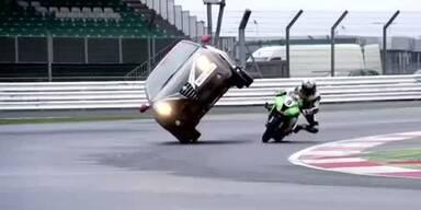 Spektakulärer Stunt- Spot von Alfa Romeo