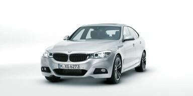 So sieht der neue BMW 3 GT aus