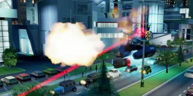 Trailer zu neuer Sim City Beta aufgetaucht