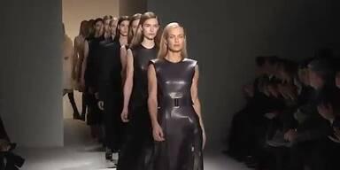 Calvin Klein beendet New Yorker Fashion Week