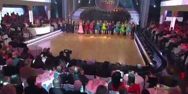 """Dancing Stars""-Auftakt was danach geschah"