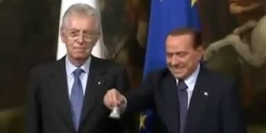 Berlusconi zu einem Jahr Haft verurteilt