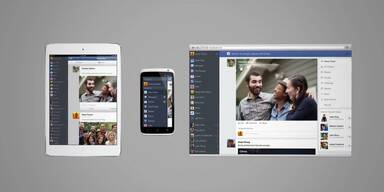 Facebook poliert seine News-Feeds auf