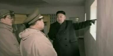 Nordkorea beendet Nichtangriffspakt