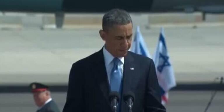 """Obama schwört Israel die """"ewige Allianz"""""""