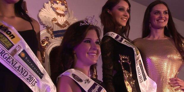 Das ist die neue Miss Burgenland 2013