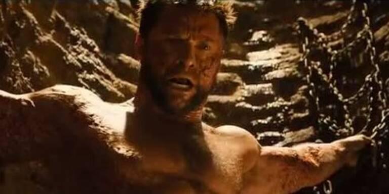 Hugh Jackman ist wieder Wolverine