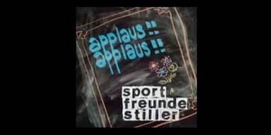 Sportfreunde Stiller: 'Applaus, Applaus!'
