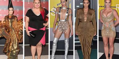 Wer trug den schlimmsten VMA-Fummel?